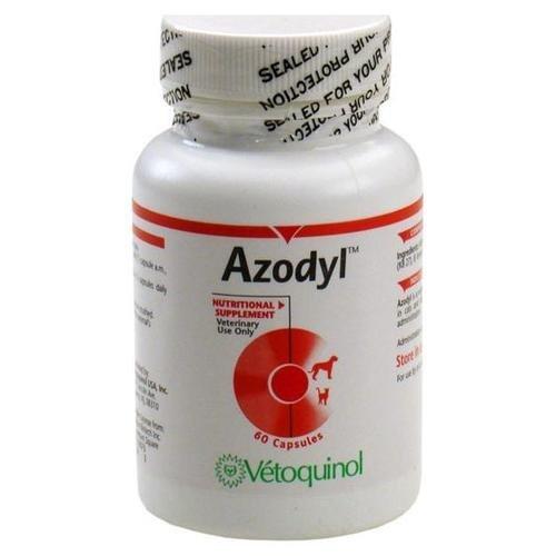 Azodyl 2PACK (180 Small Capsules) By Vetoquinol