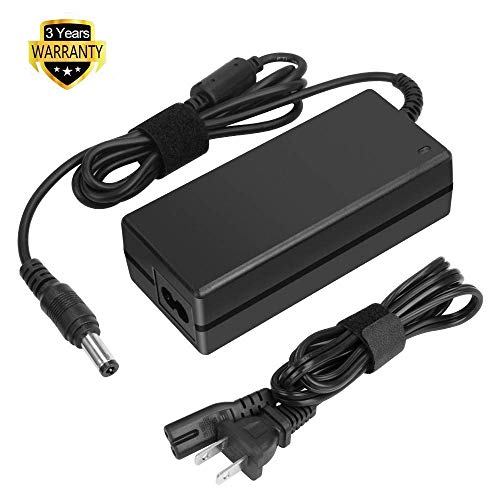 (HKY 24V AC Power Adapter Charger Replacement Logitech Racing Wheel G25 G27 G29 G920 G940,PS3 Xbox 360,Driving Force GT Racing Whee APD DA-42H24,190211-0010,190211-A030,534-000688,AD10110LF,ADP-18Ll)