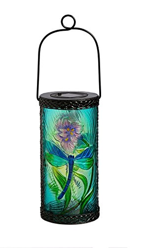 Scroll Candle Lantern - New Creative Dragonfly Scroll Lantern