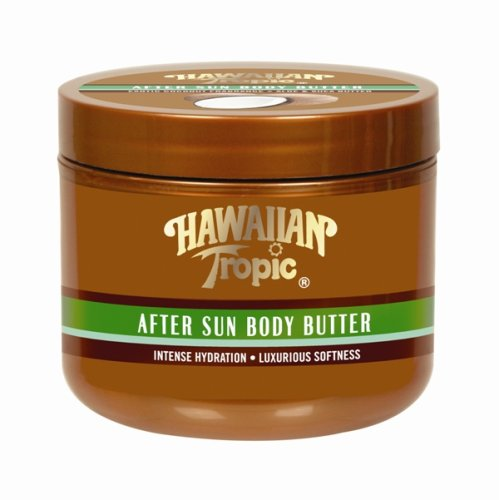 Hawaiian Tropic After Sun Body Butter Coconut, 8-Ounces (Pack of 4) ()