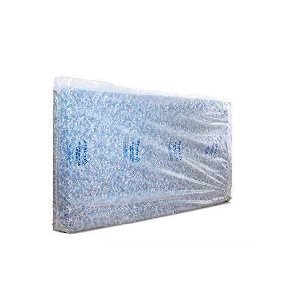 Direct Manufacturing - Sacco Porta Materasso ad Alta Resistenza, Letto Singolo, 3'0'' x 6'3'' / 90 x 190cm / 35,5 x 75… 1 spesavip