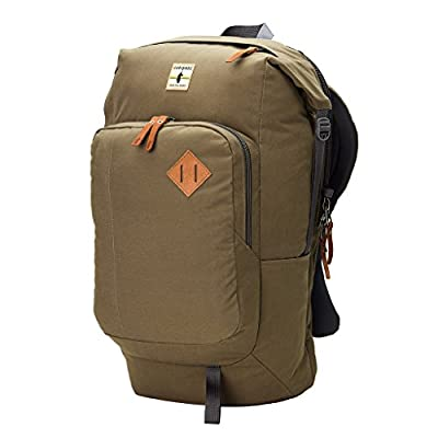 Cotopaxi Volta 35L Rolltop Canvas Travel Hiking Daypack Backpack+Lifetime Warranty