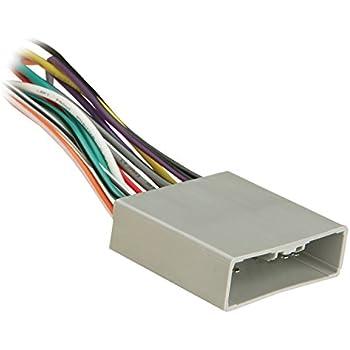 amazon com metra 70 1722 radio wiring harness for honda cell rh amazon com honda wiring harness chewed honda wiring harness diagram