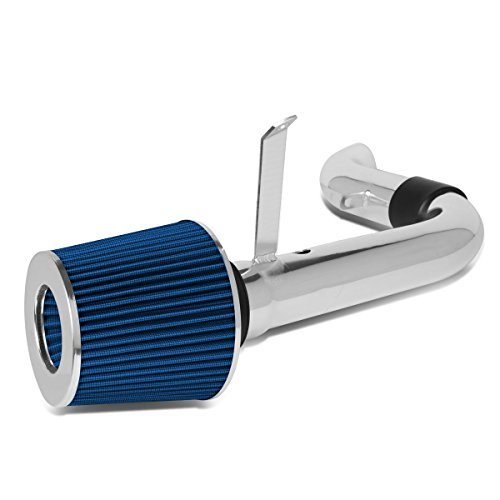 For Chevy S10/GMC Sonama 2.0L Lightweight Hi-Flow Air Intake System+Cone Filter - Hi Flow Kit Intake