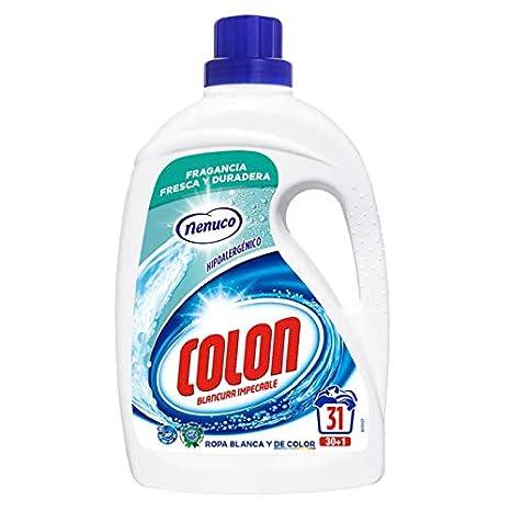 Colon Detergente Gel Nenuco 31 dosis: Amazon.es: Alimentación y ...