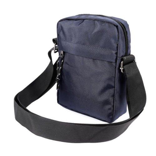 The Pecan Man Blue Messenger Bag Satchel School Bag Travel Travel Organiser Utility Briefcase Bag Shoulder Bag