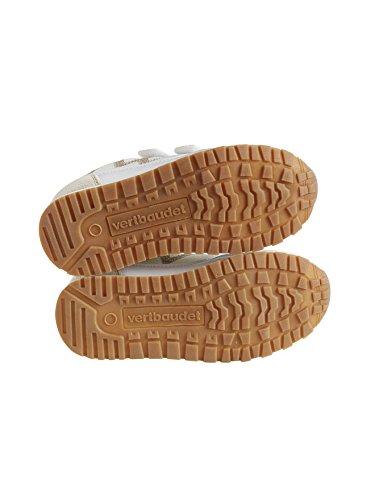 VERTBAUDET Klett-Sneakers für Mädchen weiß