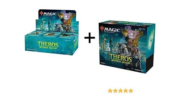 MTG Magic The Gathering Theros Beyond Death: Caja de Refuerzo + ...