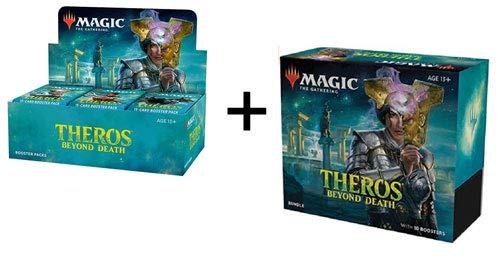MTG Magic the Gathering Theros Beyond Death: Booster Box + Bundle
