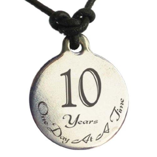 Sobriety Anniversary Medallion Alcoholics Narcotics product image