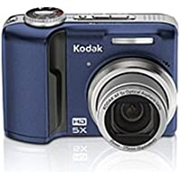 Kodak EasyShare 8070039 Z1485 IS 14 Megapixels Digital Camera - 5x Optical/Digital Zoom - 2.5-inch Color LCD Display - Blue (Certified Refurbished)