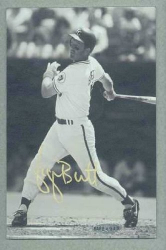 George Brett - UDA Autographed 3,000 Hit Club photo (Royals)