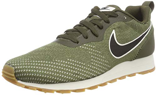 Cargo Black 2 Olive 001 Neutral Basses Multicolore Eng Sneakers Mesh Khaki NIKE Homme MD Runner PqwWfzf