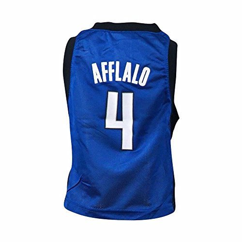 adidas Aaron Afflalo Orlando Magic NBA Blue Official Road Replica Basketball Jersey For Toddler – DiZiSports Store
