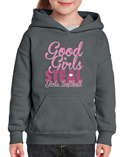 xekia-good-girls-steal-girls-softball-hoodie-for-girls-and-boys-youth-kids-medium-charcoal
