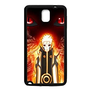 DAZHAHUI Naruto Cell Phone Case for Samsung Galaxy Note3