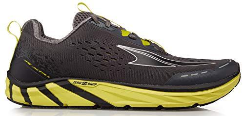 ALTRA Men's Torin 4 Road Running Shoe, Gray/Lime - 10.5 M US