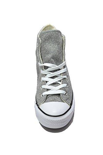 Converse, Sneaker für Damen Silber Argento