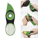 Avocado Slicer Peeler 3 In 1 Fruit Corer Cutter For Kitchen Utensil Tool
