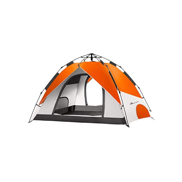 MOON LENCE Pop Up 4 person Tent