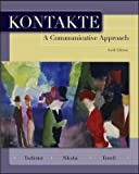 Kontakte : A Communicative Approach, Tschirner and Nikolai, Brigitte, 0073355097