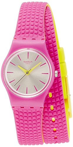 SWATCH watch Lady FIOCCOROSA 2 double wrap band LP143 Women's Watch