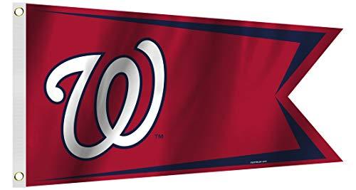 MLB Washington Nationals Boat and Golf Cart Flag]()