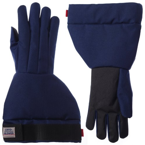 Tempshield TEMCG Cryo-Industrial Glove, Gauntlet, Cryogenic, Large (Pack of 1) by Tempshield (Image #2)