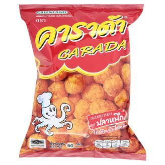 50g Balls (Carada Cuttlefish Flavoured Rice Ball 50g (Pack of 3))
