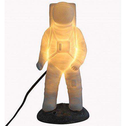 Nachtlicht Lampe Astronaut Astronaut Astronaut weiß für Kinderzimmer – House Of Disaster – eurspacem 3c3dbc