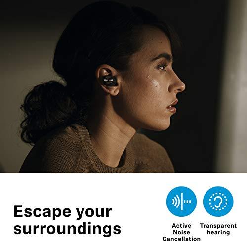 Sennheiser M3IETW2 Momentum True Wireless 2 Bluetooth Earbuds with Active Noise Cancellation - White