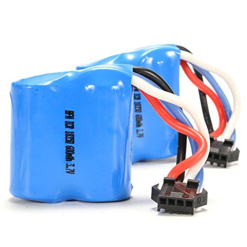 600 Mah Replacement Battery - 7