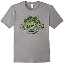 Official Guild Wars 2 Heart of Thorns Logo T-Shirt