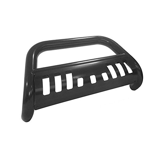 Gldifa Black Bull Bar fit 1994-2001 Dodge Ram 1500 Front Bumper Brush Push Grill Guard (Dodge Ram Brush Guards And Bull Bars)