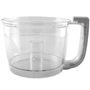 Kitchenaid Food Processor  Cup Replacement Bowl