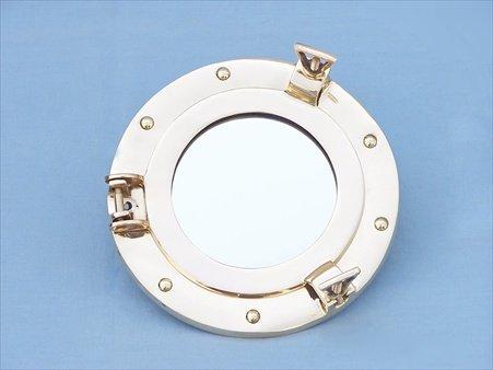 Square Porthole Mirror - Porthole Mirror