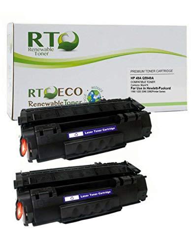 Renewable Toner Compatible Toner Cartridge Replacement for H