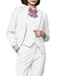 Amazon.com.mx  Blanco - Pantalones de Traje   Trajes y Blazers  Ropa ... aae0556b765c