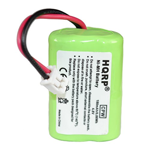 HQRP Battery for PetSafe Yard & Park Remote Dog Trainer, PDT00-12470 RFA-417 PAC00-12159 FR-200P Collar