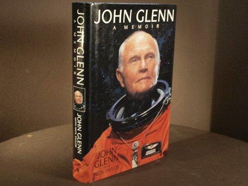 John Glenn: A Memoir [Full Leather First Edition Signed by Author]