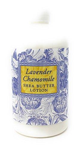 Greenwich Bay Trading Co. Shea Butter Lotion, 16 Ounce, Lavender Chamomile by Greenwich Bay Trading Company (Image #3)