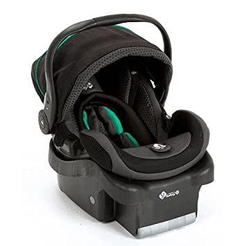 Amazon.com : Safety 1st onBoard 35 Infant Car Seat - Emerald : Rear