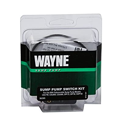 Wayne 56395 Switch Repair Kit for CDU, SPF & SSPF