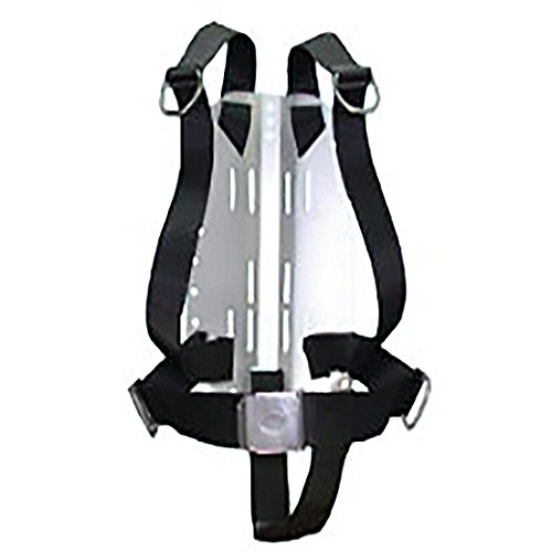 品質が完璧 Storm Accessories with Stainless Steel B00TEMSQ7Y by Technical Divers Back plate with Harness & Crotch Strap by Storm Accessories B00TEMSQ7Y, Advance Online Store:1683b7df --- arianechie.dominiotemporario.com