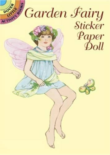 - Garden Fairy Sticker Paper Doll (Dover Little Activity Books Paper Dolls)