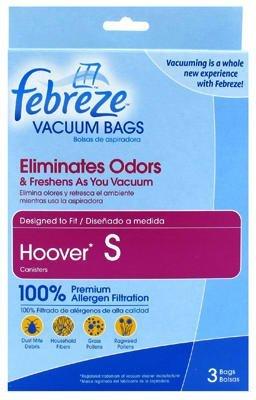 Febreze Hoover S Bag
