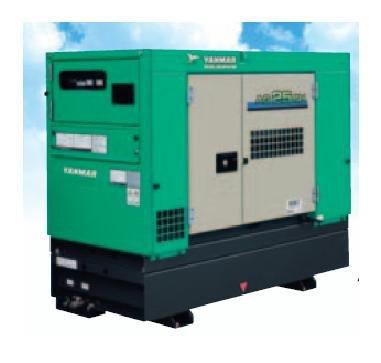 ヤンマー 超低騒音形ディーゼル発電機 AG13SH (AG13SH-60hz) 標準タイプ B01LWVACN7