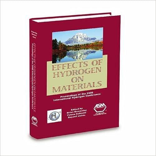 Descargar Torrents En Castellano Effects Of Hydrogen On Materials 2008 PDF Gratis 2019