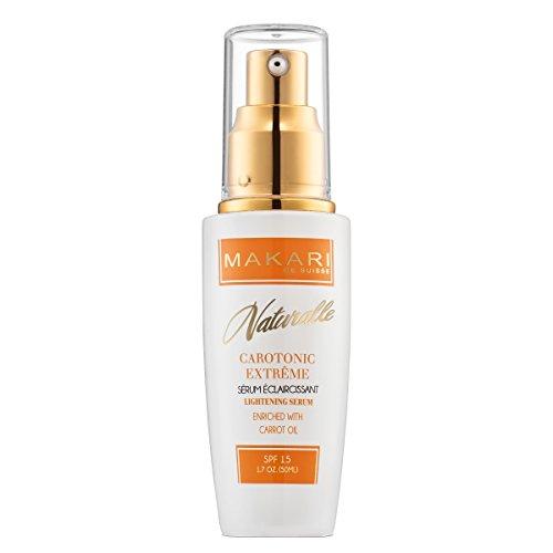 - Makari Naturalle Carotonic Extreme Skin Lightening Serum 1.7ounces