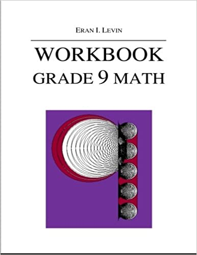 Amazon workbook grade 9 math 9781502723536 eran i levin books fandeluxe Images